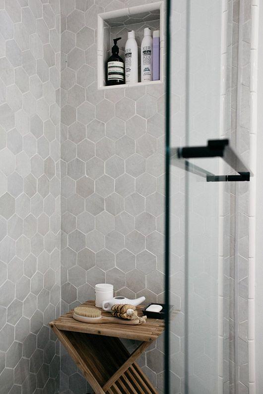 My Bathroom Remodel Reveal Bath Dark Tile Floors And Remodel Bathroom - How much to remodel my bathroom