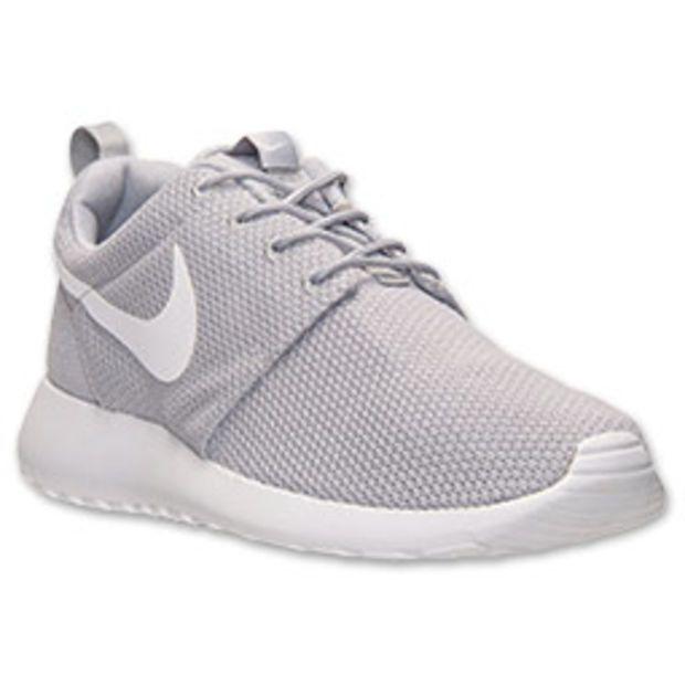 reputable site dbb6b 1170e Men's Nike Roshe Run Casual Shoes   Nike   Nike, Casual sneakers ...