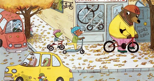 natascharosenberg.com: En ruedas...