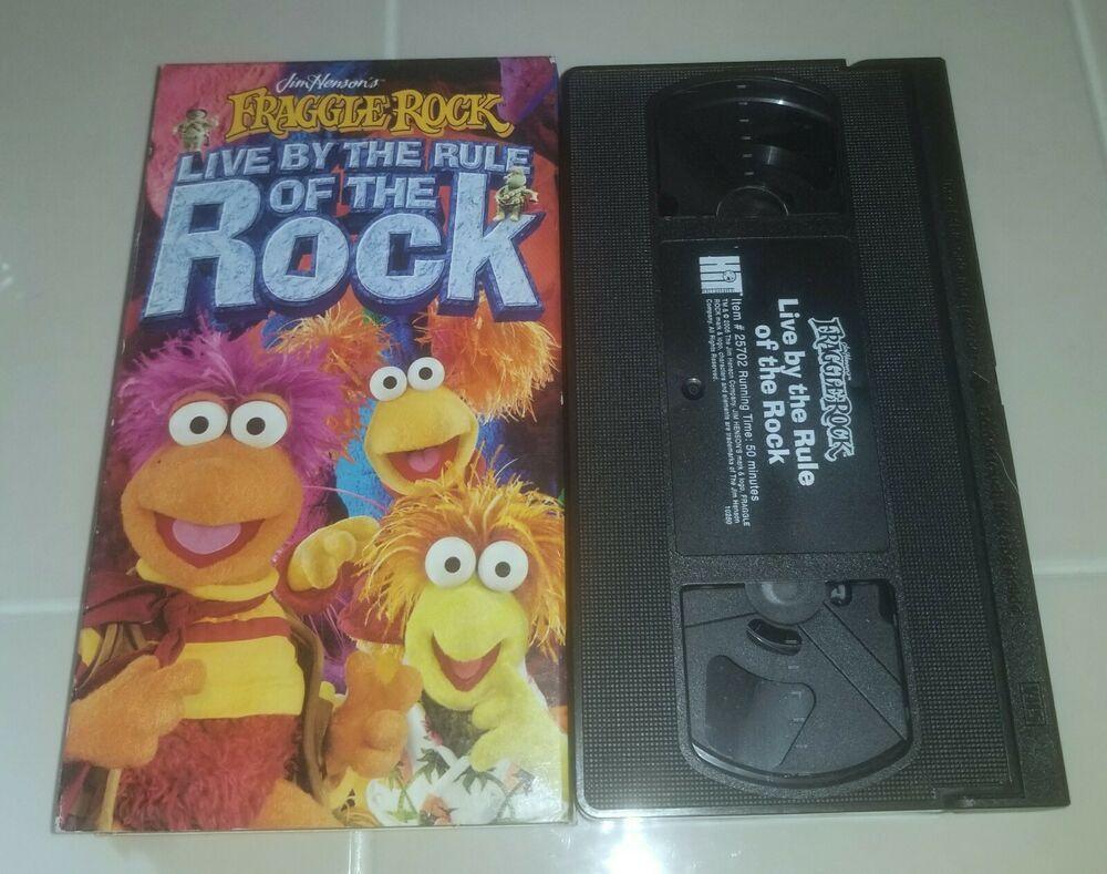 Sesame Street VHS Sing Hoot & Howl Kids Educational