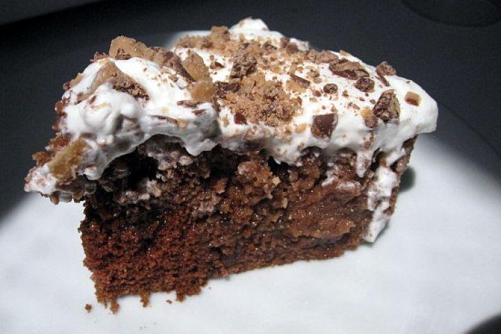 Weight Watchers Chocolate Cake Recipes Uk: Weight Watchers Gob Cake