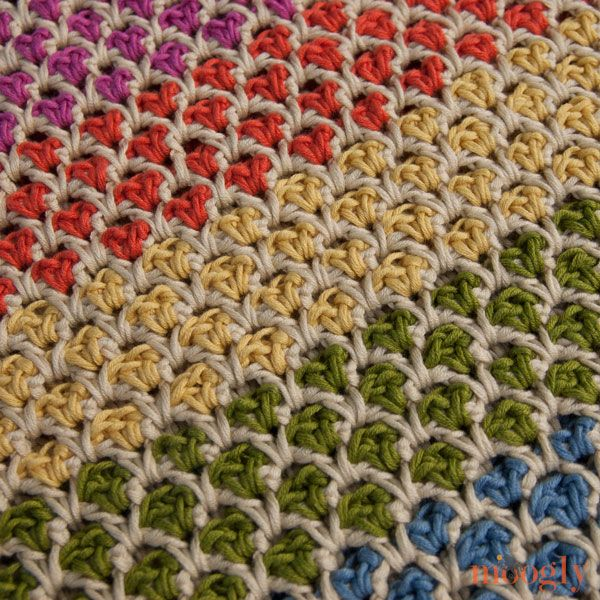 Moroccan Market Tote: Free Crochet Pattern - moogly | Crochet tips ...