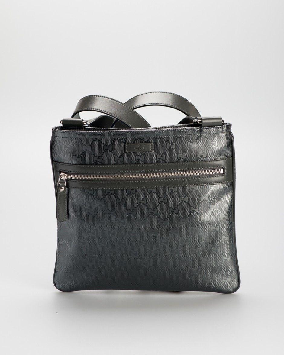 30d325871a64 GUCCI Imprime messenger flat bag | TheStyles • | Bags, Gucci, Fashion