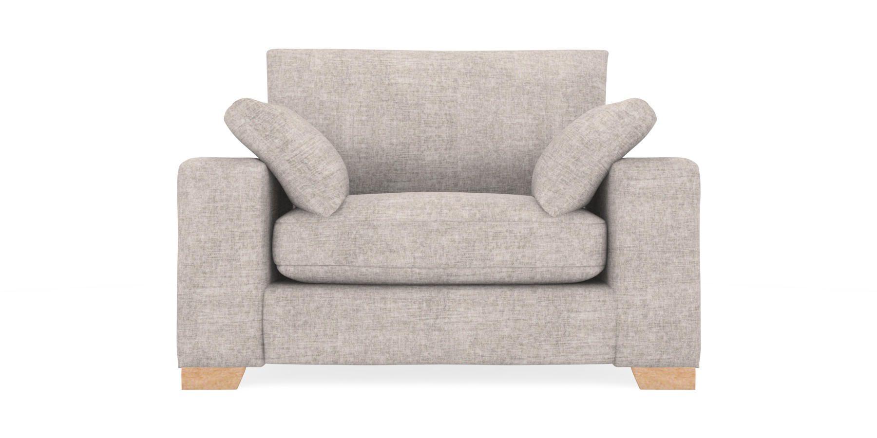 Buy Sonoma II Snuggle Seat (8 Seats) Sumptuous Velour Mid Silver