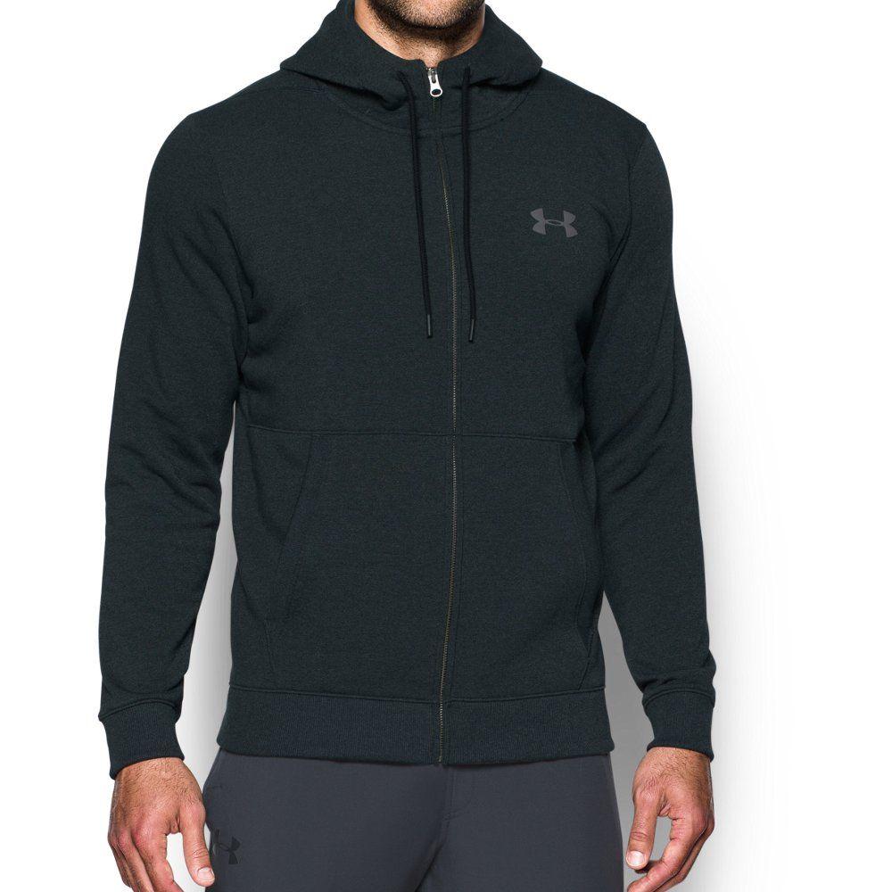 aecdbaef2e Men's UA Threadborne™ Fleece Full Zip Hoodie   Under Armour US ...