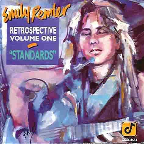 Emily Remler, se fue muy joven, un genio del jazz