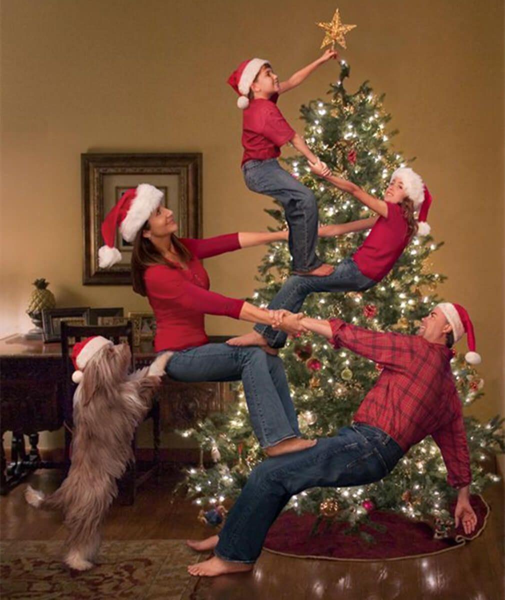 Share This Family Acro Yoga Christmas Yoga Acro Familyfunny