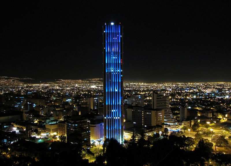 Torre Colpatria, Bogotá