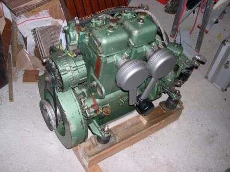 Motor Diesel Volvo Penta Md11c 23 Hp Maritimo Com Reversor R 10 500 00 Volvo Diesel Motor