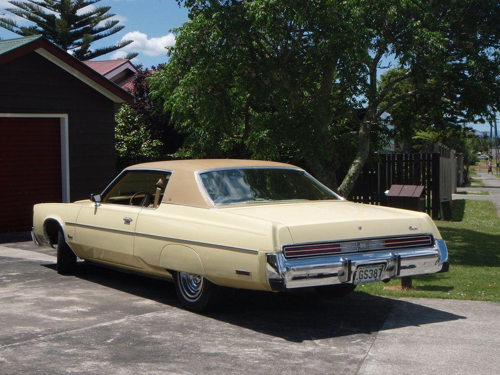 1976 Chrysler Newport 2 Door Hardtop At Beachlands Chrysler