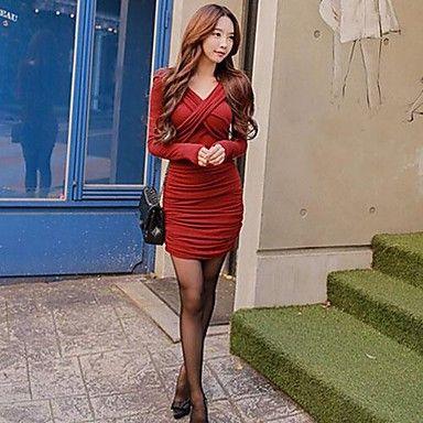 liang&ying+coreano+adelgaza+el+vestido+sexy+de+las+mujeres+–+EUR+€+13.99
