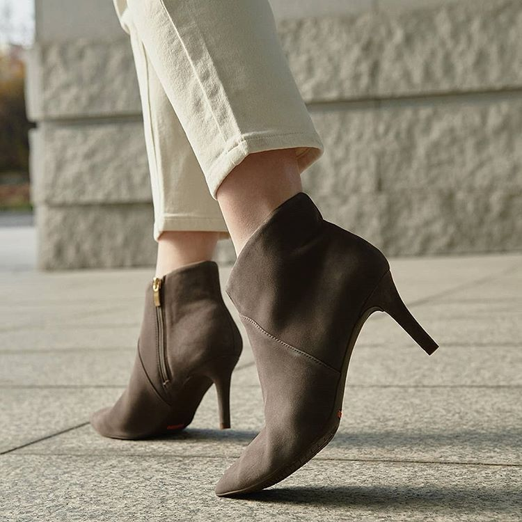 Total Motion Ariahnna Ankle Boot