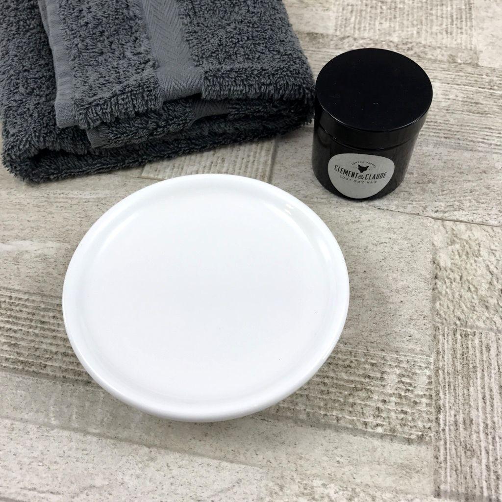 Accessori Bagno In Ceramica Bianca.Scopino Da Bagno Con Manico Extra Lungo Ricambi Per