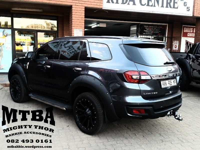 Mtba Pta North Ford Everest Body Kit Northern Pretoria