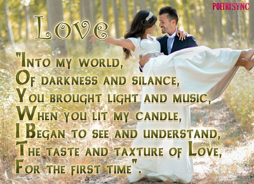 Love Romantic Poems In English For Her Poetry Romantic