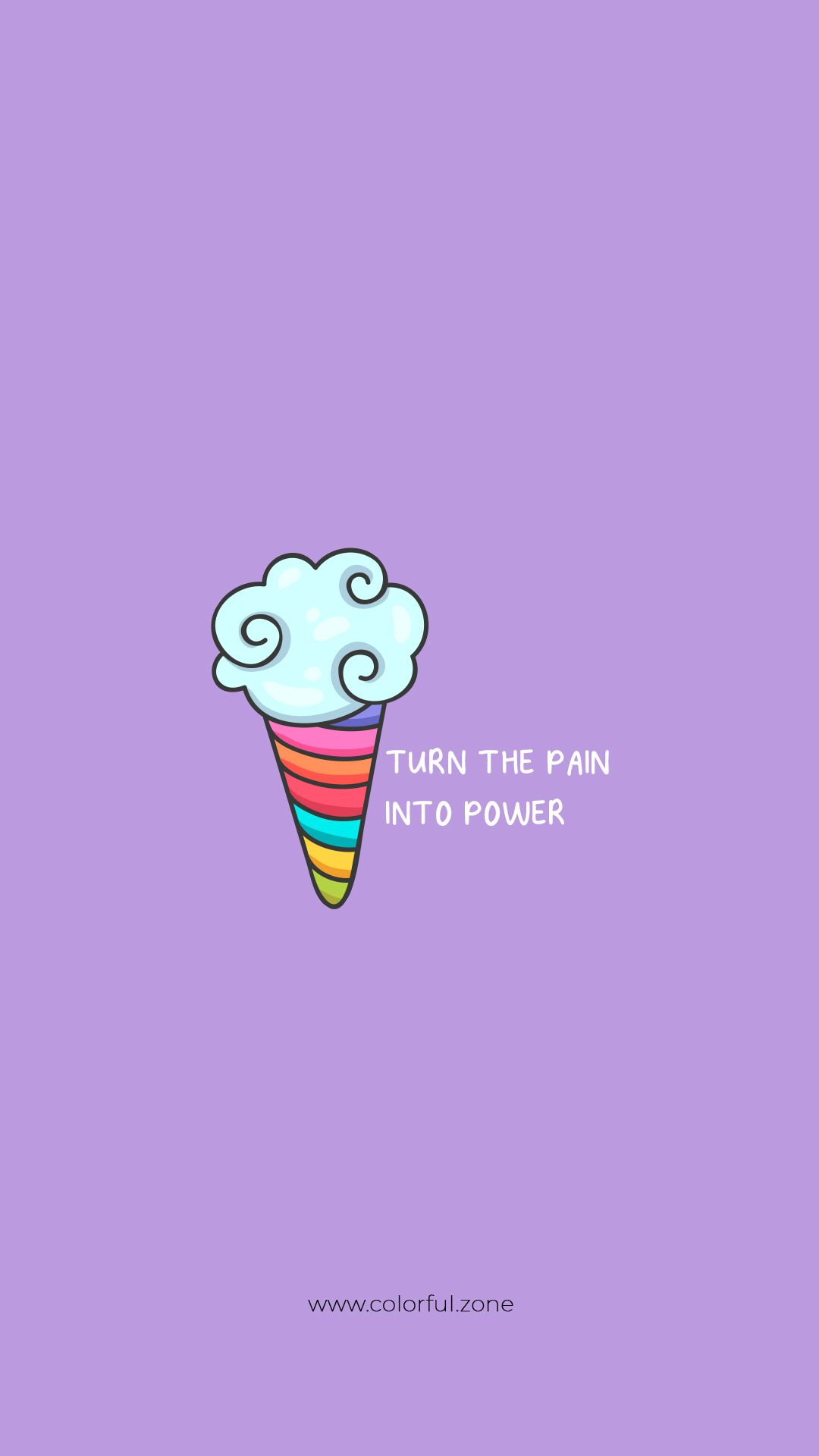 Turn the pain into power :)