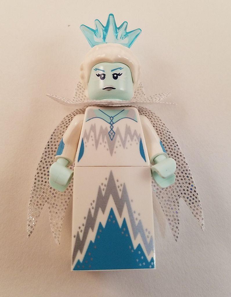 Ice Queen 71013 Minifigure Series 16