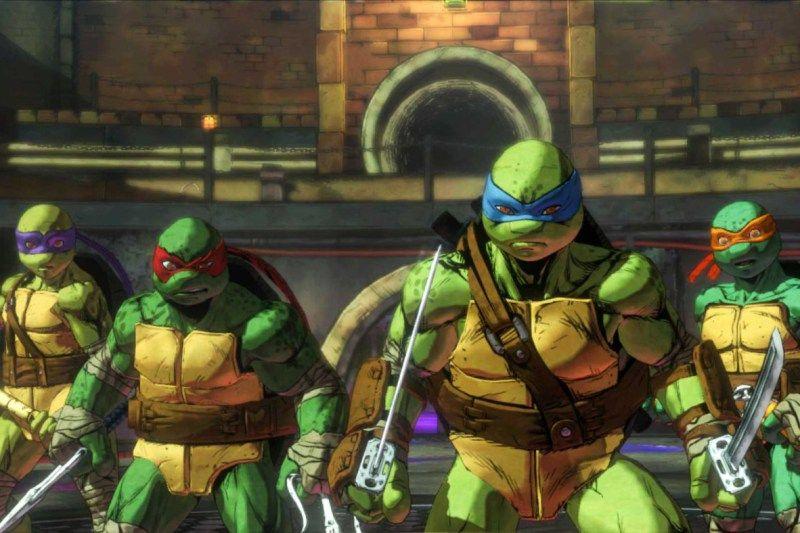 Teenage Mutant Ninja Turtles Defend Manhattan In Upcoming Activision Game Ninja Turtle Games Ninja Turtles Ninja Turtles Art