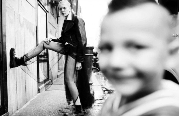 Ruth Bell for Vogue Italia