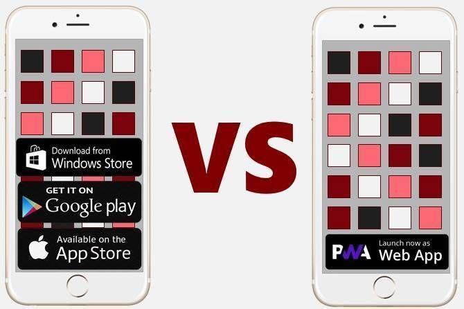Progressive Web Apps VS Native Apps Why PWAs Win