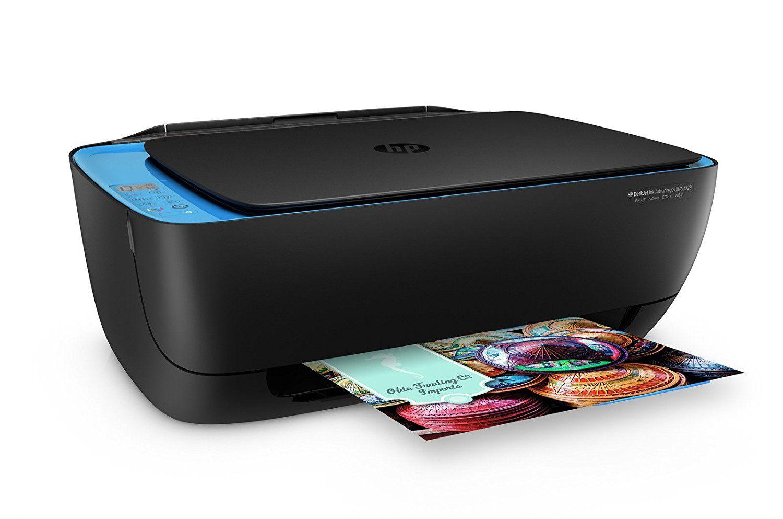 Hp Deskjet 4729 All In One Ultra Ink Advantage Wireless Colour Printer Deskjet Printer Printer Hp Products