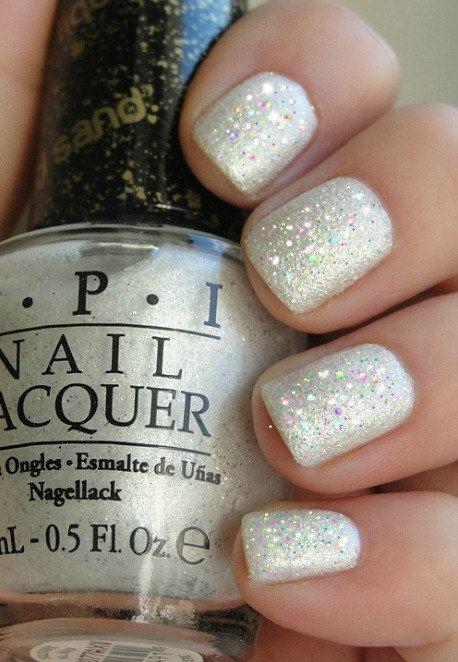 Opi Winter Wonderland Manicure Solitaire By Lovethosenails Holographic Nail Polish