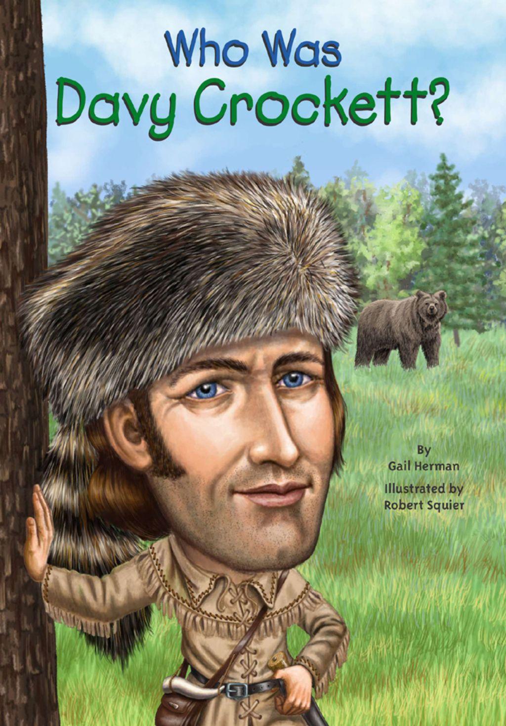 Who Was Davy Crockett Ebook