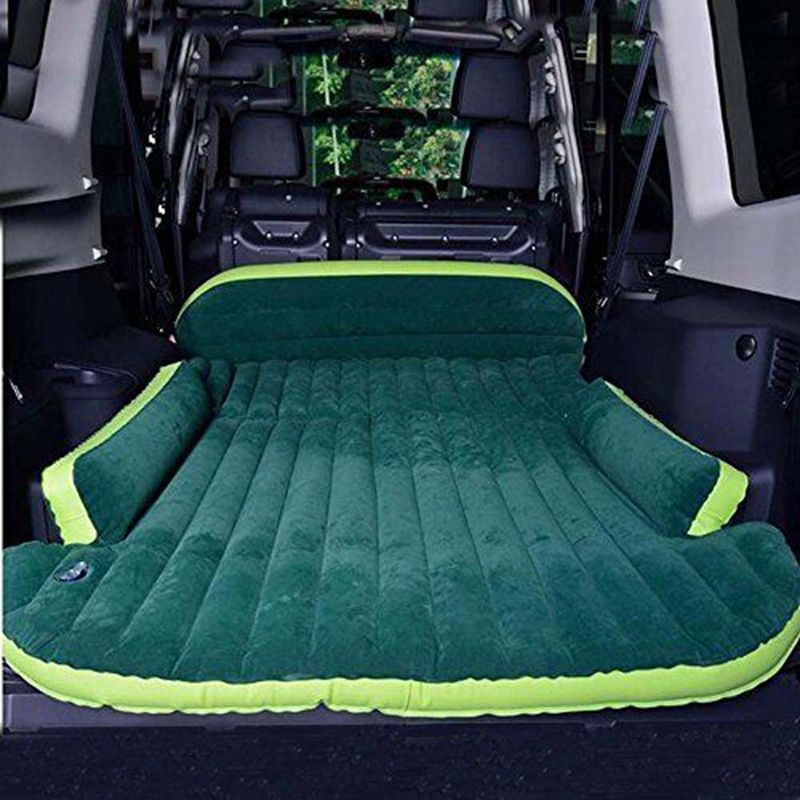 Dropshipping Suv Inflatable Mattress With Air Pump Travel Camping