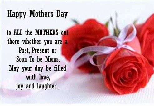 mothersday+msg+cards.jpg (494×339) | Happy mothers day messages, Happy  mothers day wishes, Happy mother day quotes