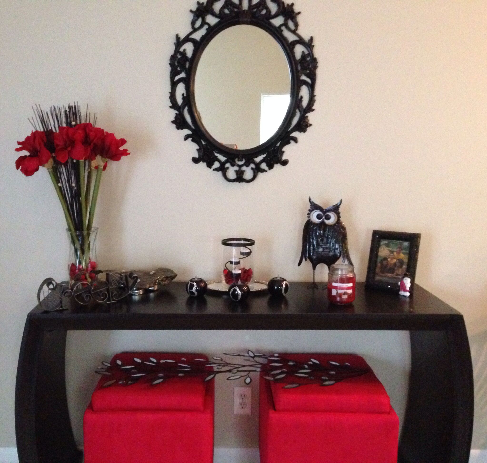 10+ Best Red And Black Living Room Furniture