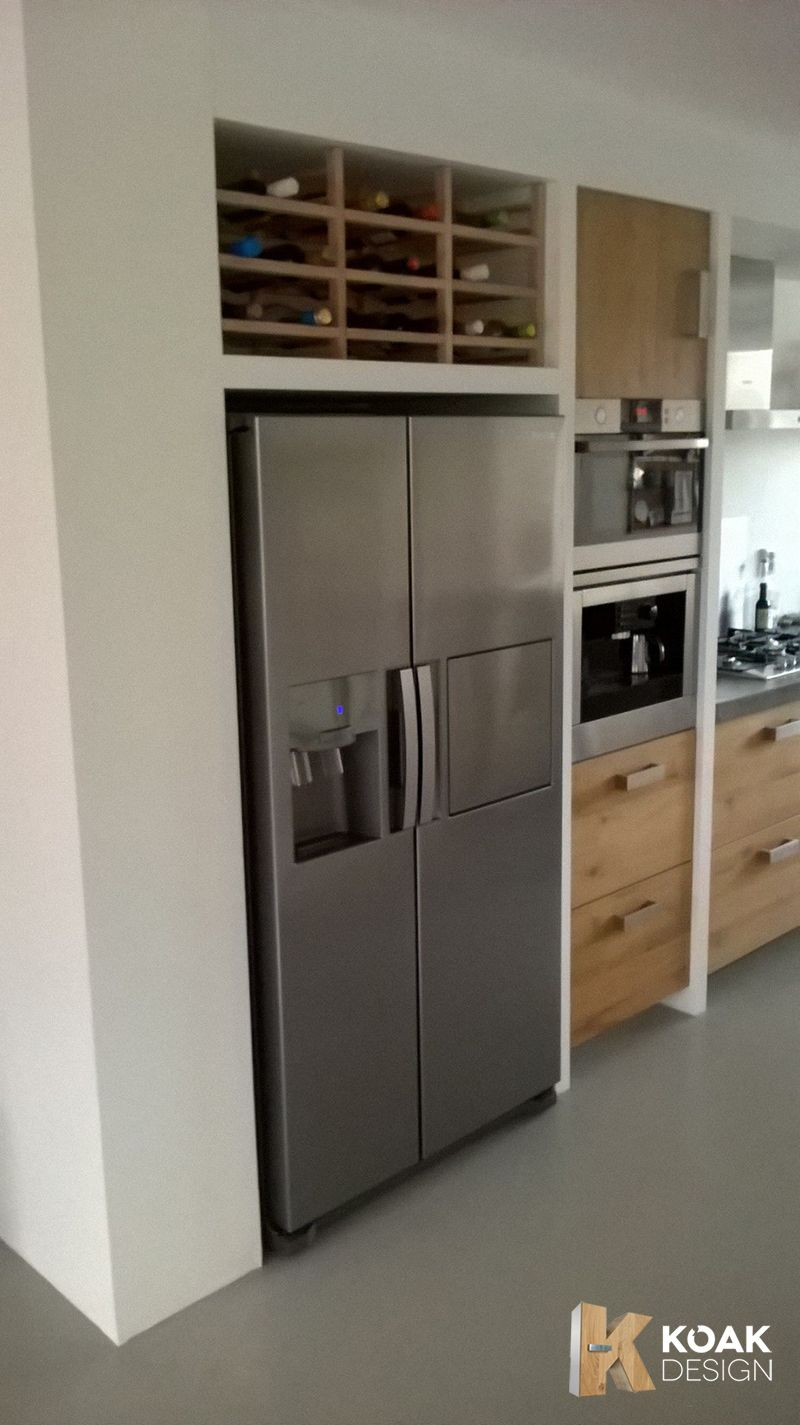 ikea kitchen projects with koak design wine storage pinterest offene k che k chen ideen. Black Bedroom Furniture Sets. Home Design Ideas