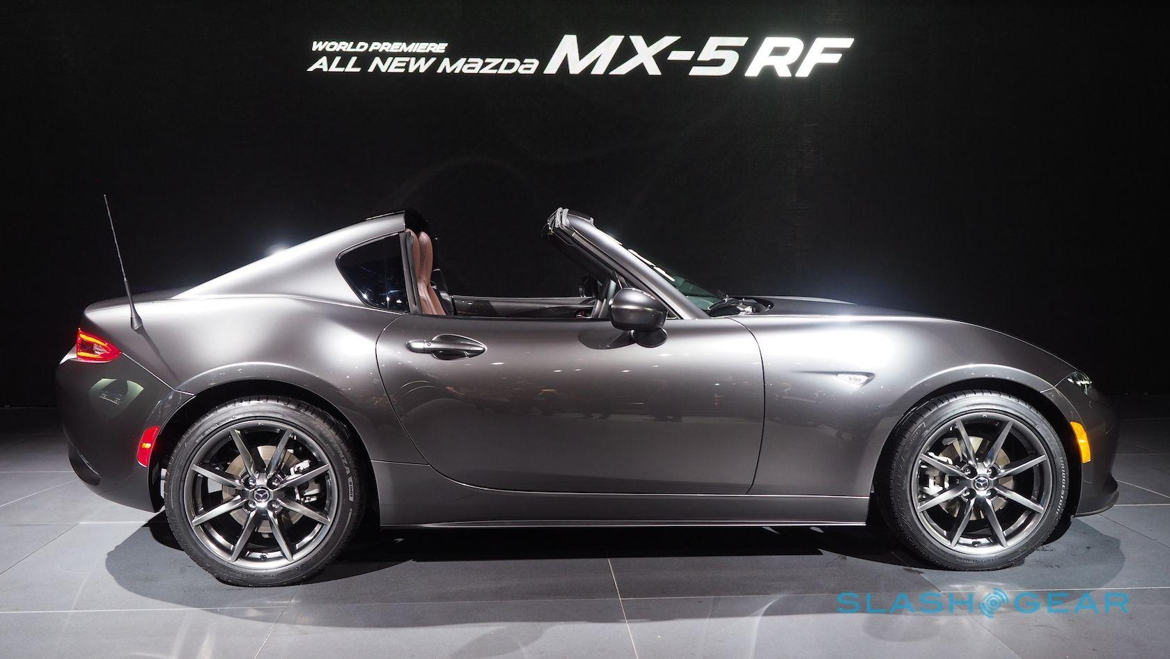 Mazda Mx 5 Rf 2017 Colors Miata Gallery Slashgear