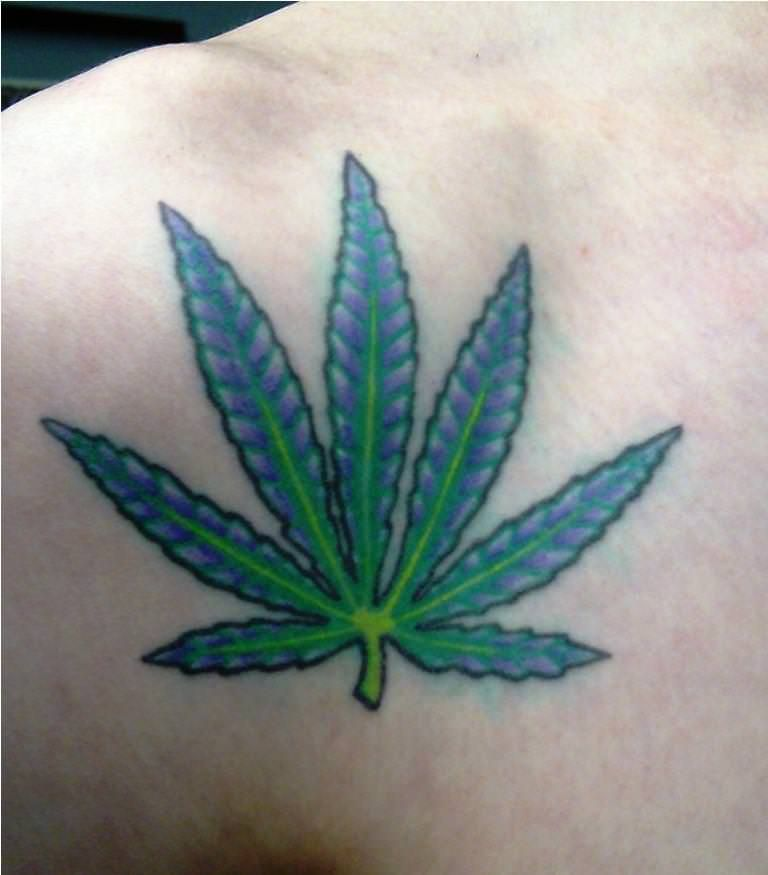 Amazing weed tattoo designs for Best weed tattoo designs