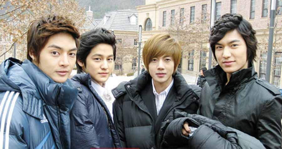 Boys Over Flowers #BoysOverFlowers #DramaFever #KDrama Come visit kpopcity.net for the largest discount fashion store in the world!!