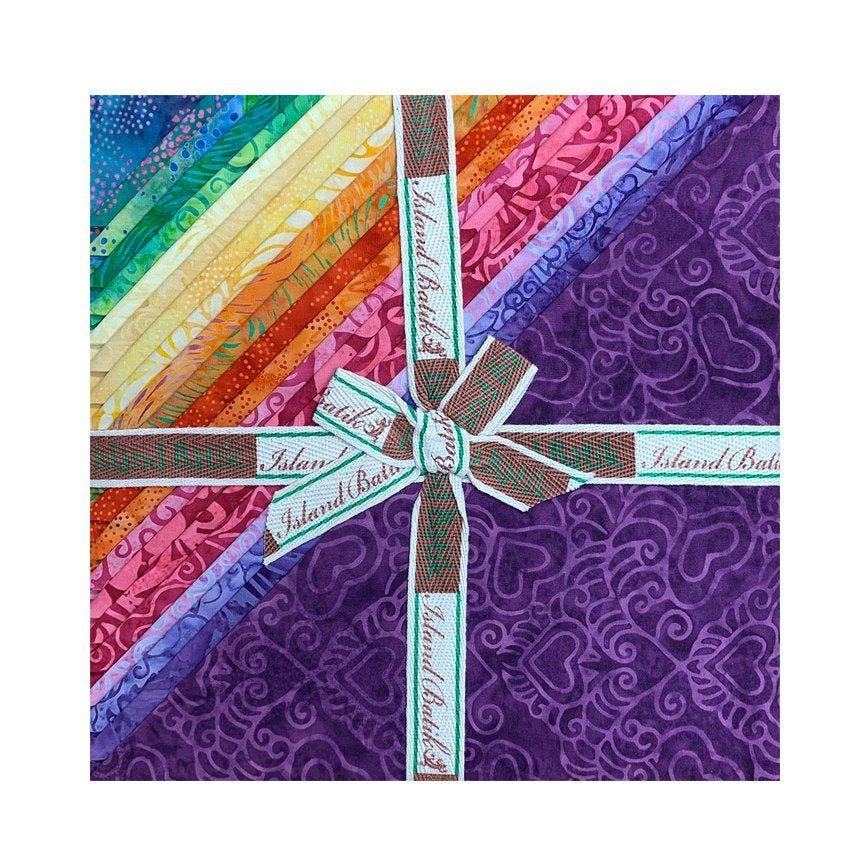 Sweet Hearts Stack Island Batik Layer Cake Fabric 10 Etsy In 2020 Precut Fabric Squares Batik Fabric Precut Fabric