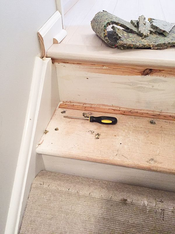 Best Removing Carpet From Stairs Removing Carpet From Stairs 640 x 480
