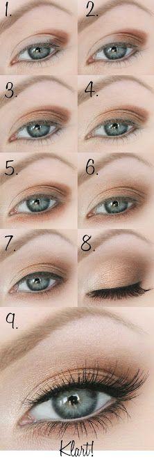 Simple Natural Wedding Make Up Blonde Hair Grey Eyes Google Search Blonde Hair Makeup Grey Makeup Eye Makeup