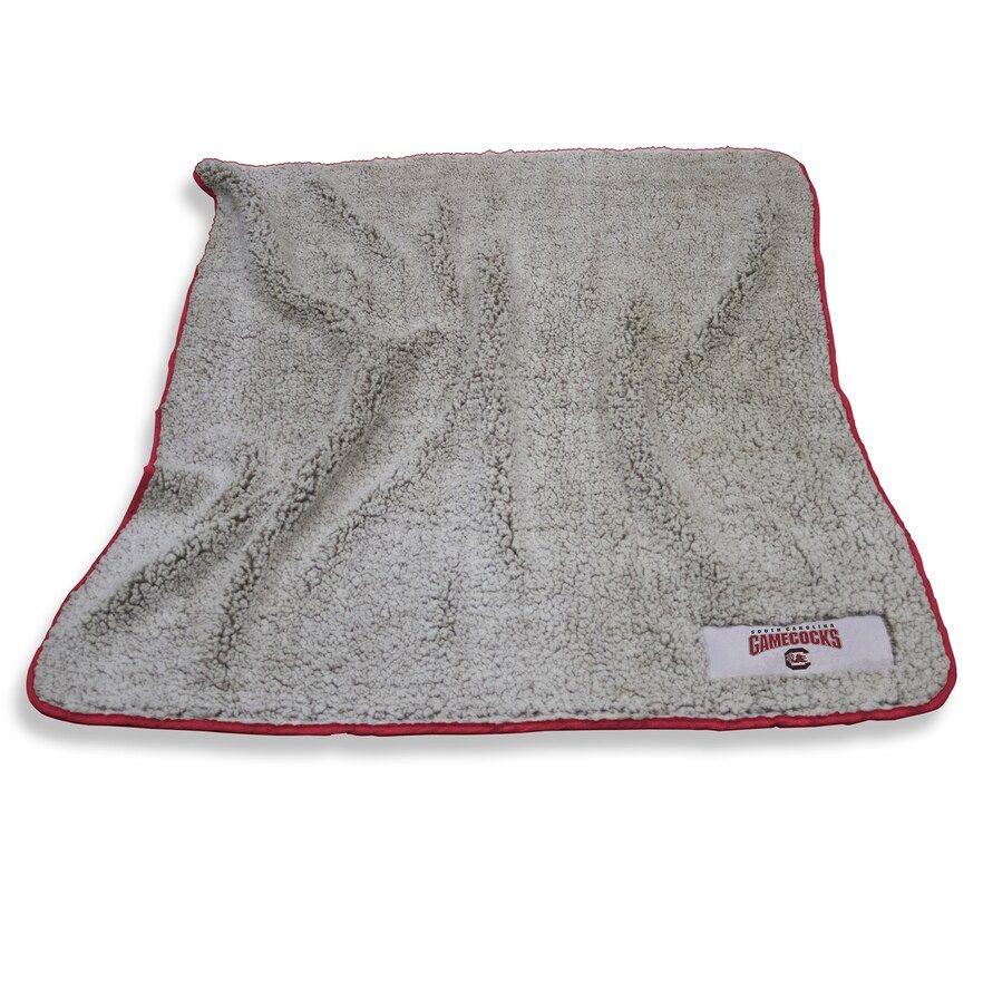 South Carolina Gamecocks Frosty Fleece Throw Blanket Fleece