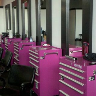 Robot Check Beauty Salon Decor Salon Decor Salon Stations