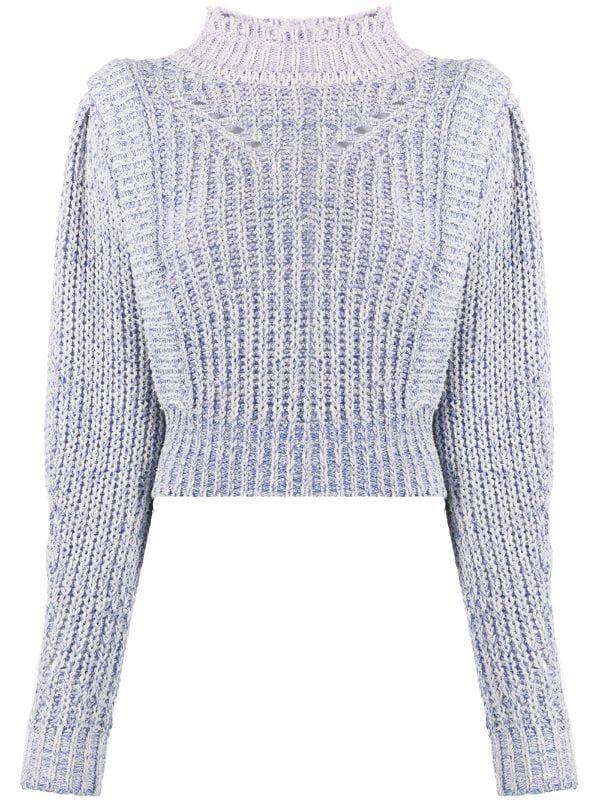 Isabel Marant Étoile Lotiya Chunky Knit Jumper - Farfetch