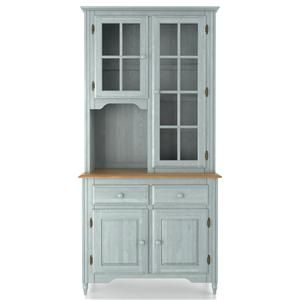 Custom Dining Customizable 38 Inch Buffet & Hutchcanadel At Extraordinary Narrow Dining Room Hutch Design Ideas