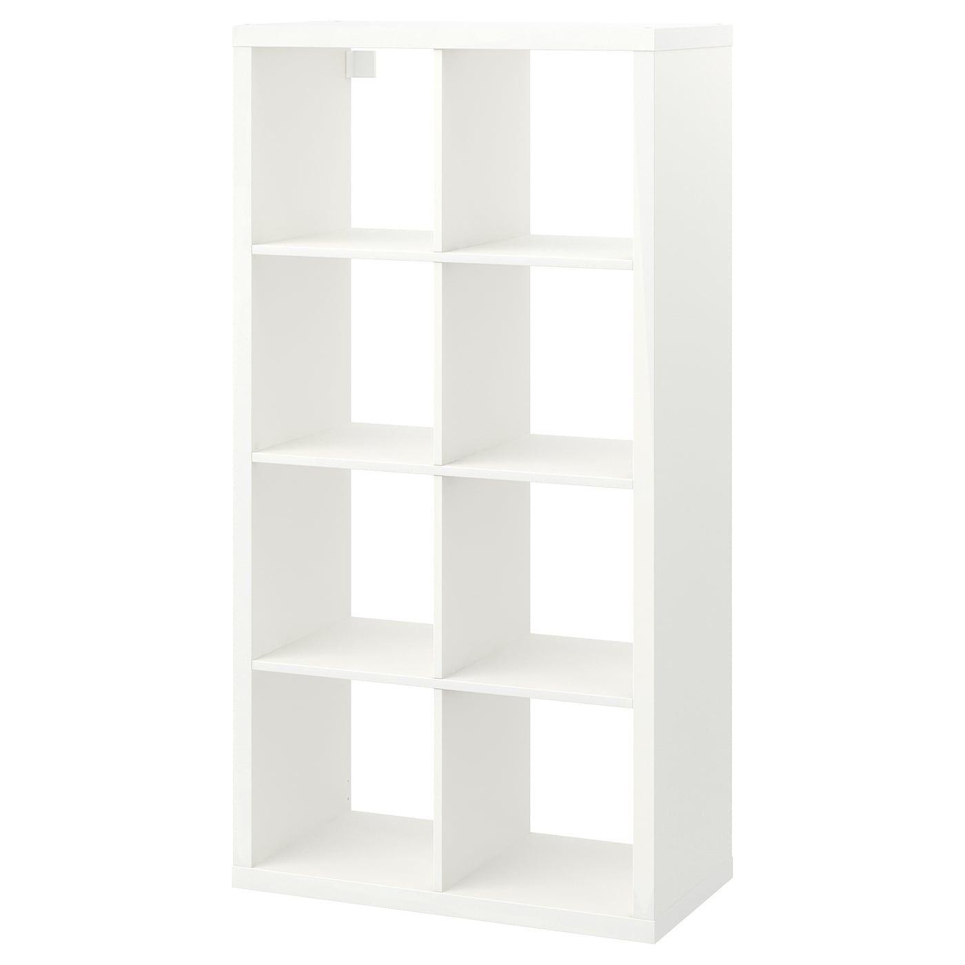 Kallax Etagere Blanc 30 3 8x57 7 8 77x147 Cm En 2020 Etagere Kallax Ikea Kallax Ikea Et Kallax