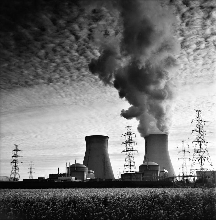 Nuclear Power Plant By Dirk Ercken Nuclear Power Plant Power