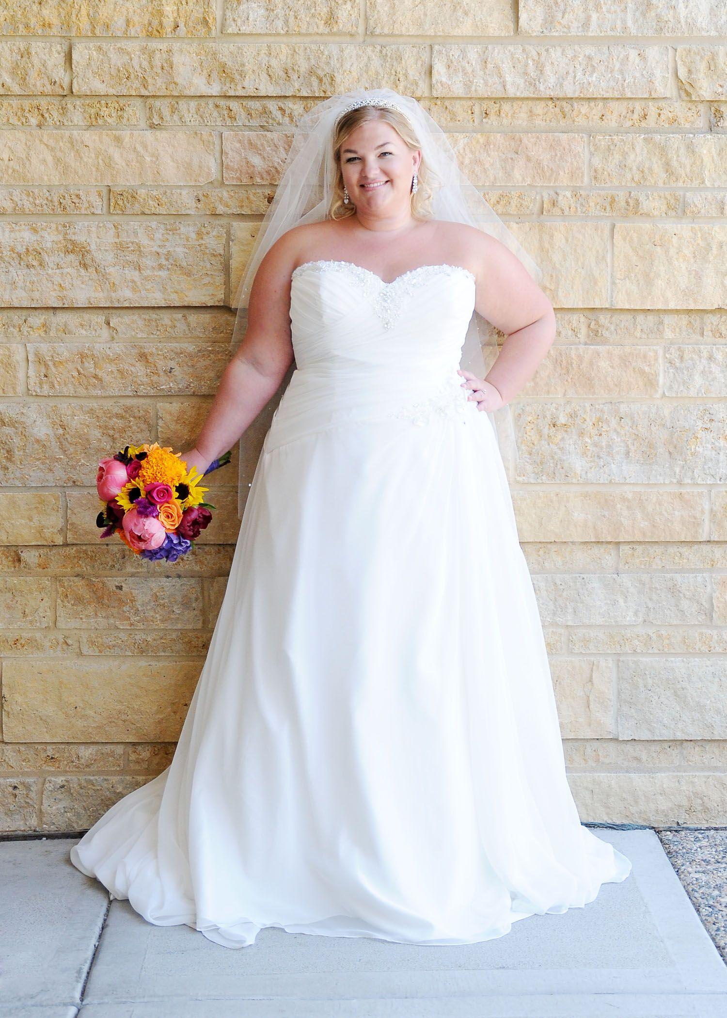 Plus size bridal gown, Curvy Bride, Luxe Bridal Curvy Bridal ...