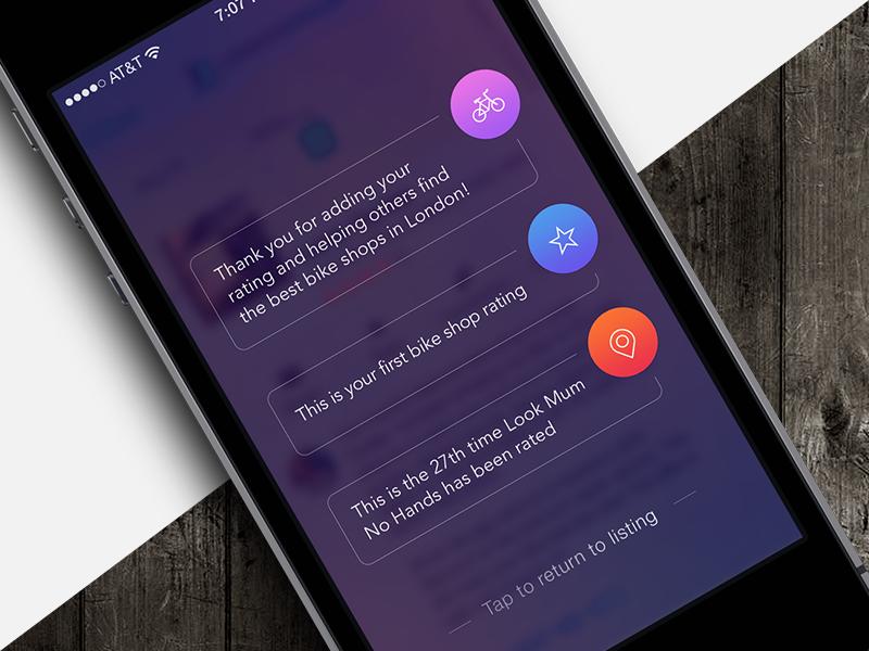 Checkout Popup + badges UI, UX on mobile Web ui design