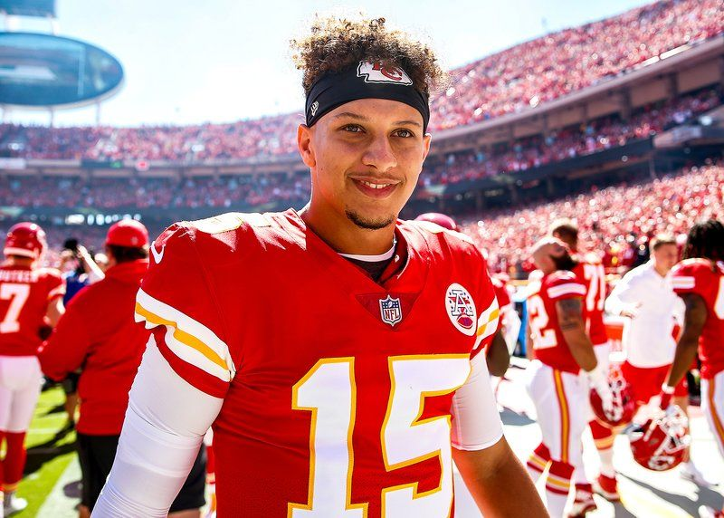 Patrick Mahomes Loves Ketchup So Much That Hunts Has Named Him Brand Ambassador Nfl Nfl Season Kansas City Chiefs