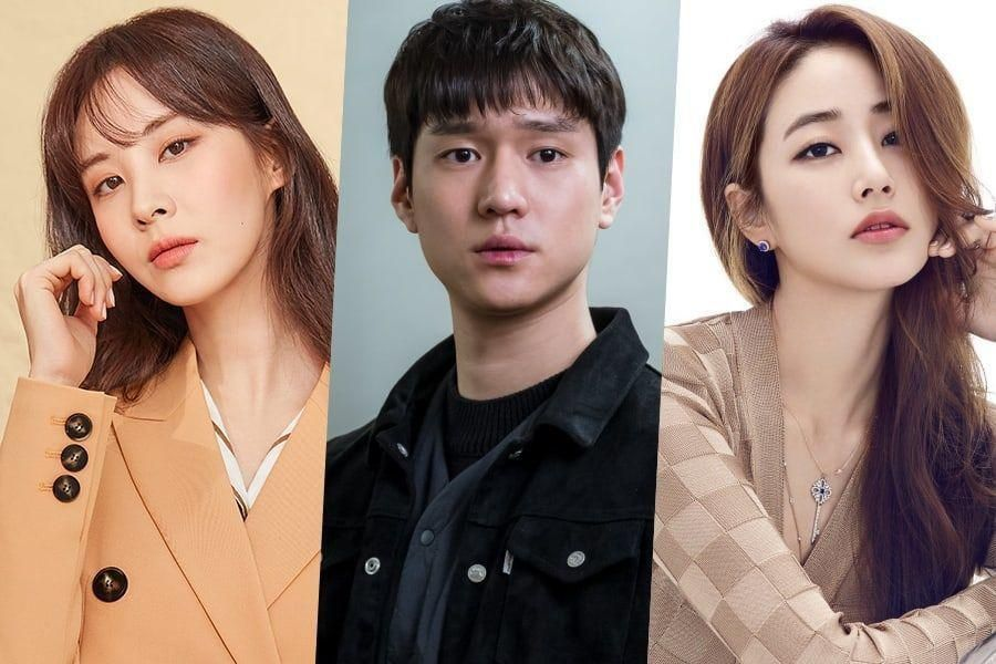Girls' Generation's Seohyun, Go Kyung Pyo, And Kim Hyo Jin Confirmed To Star In New JTBC Drama