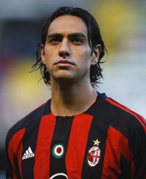 Alessandro Nesta Long Haired Athletes Pinterest