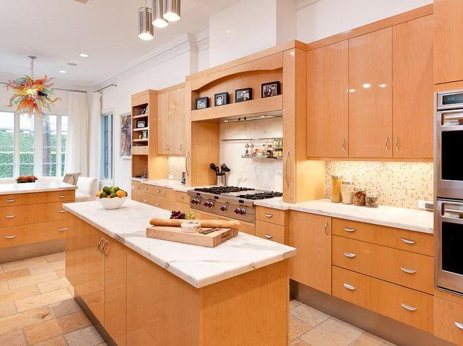 Cocinas Blancas Y Naranjas. Free Fabulous Affordable Gallery Of ...