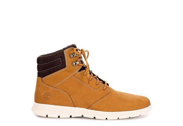 Timberland Graydon Water Resistant Men's Sneaker Boot Size